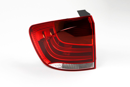Genuine rear light left LED BMW X1 E84 09-15