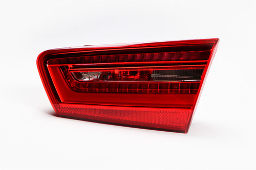 Rear light right LED inner Audi A6 10-14 Saloon