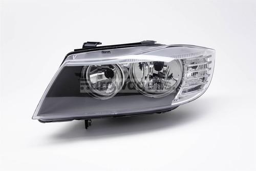 Headlight left BMW 3 Series E90/91 08-12 Saloon Estate