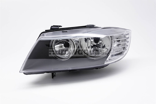Headlight left BMW 3 Series E90/91 08-12 Saloon Estate