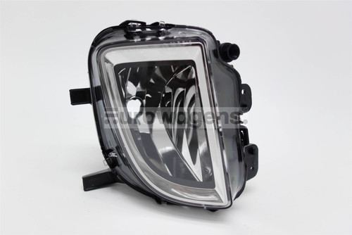 Front fog light right VW Golf MK6 GTI GTD 09-12