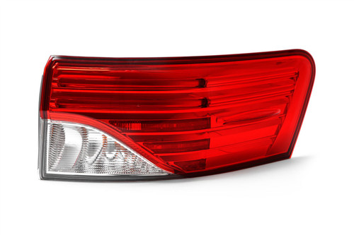 Rear light outer right LED Toyota Avensis 12-15 Estate
