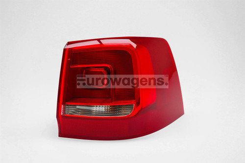 Rear outer light right VW Sharan 10-14