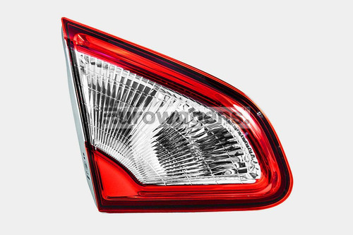 Rear light left inner Nissan Qashqai 10-13