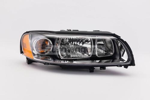 Headlight right Volvo V70 XC70 05-07
