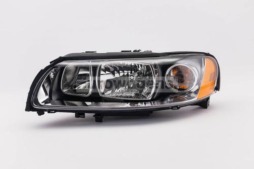 Headlight left Volvo V70 XC70 05-07