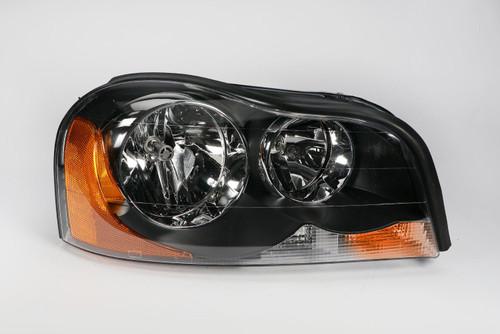 Headlight right Volvo XC90 02-07