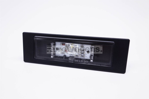Number plate light LED BMW 1 Series E81 E87 07-12