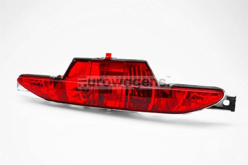 Rear fog light Peugeot 208 12-16