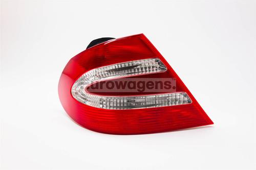 Rear light left Mercedes Benz CLK W209 02-05