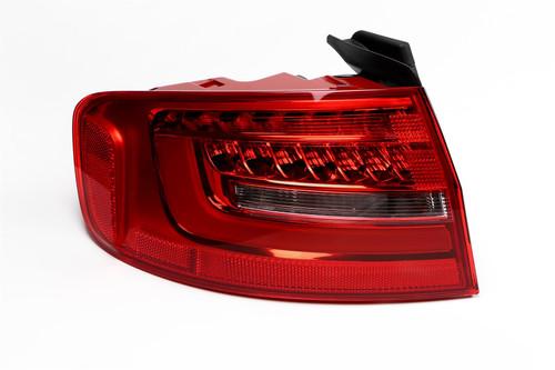 Rear light left LED Audi A4 B8 12-15 Saloon Hella