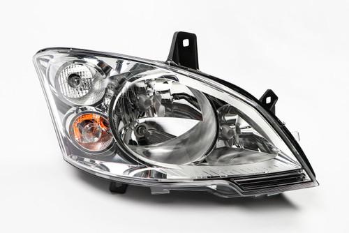 Headlight right DRL Mercedes Benz Vito Viano 11-14