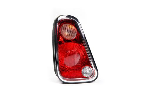 Rear light left clear Mini One Cooper 04-06