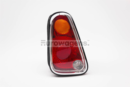 Rear light left orange Mini One Cooper 04-06