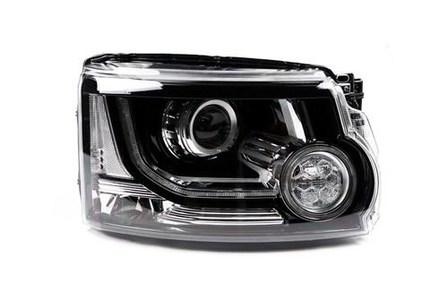 Headlight right xenon LED DRL Land Rover Discovery MK4 13-16