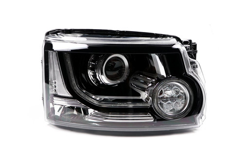 Headlight right xenon LED DRL Land Rover Discovery MK4 13-16