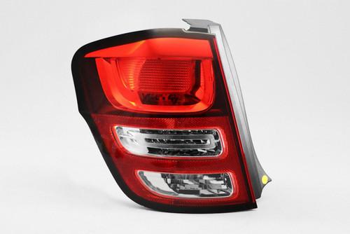 Rear light left Citroen C3 10-12