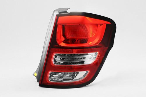 Rear light right Citroen C3 10-12