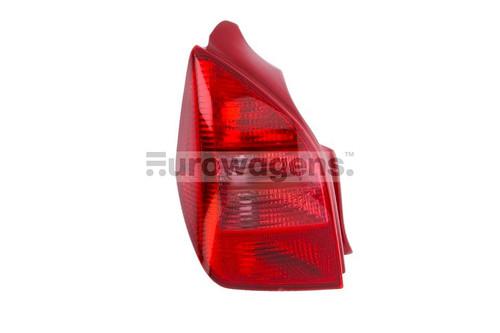 Rear light left Citroen C2 03-05