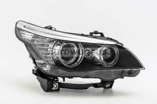 Headlight right LED BMW 5 Series E60 E61 07-10