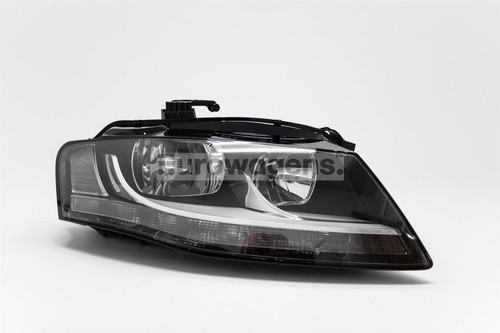 Headlight right Audi A4 B8 08-11