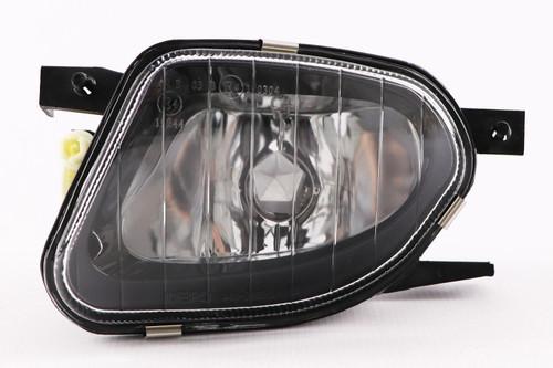 Front fog light left black Mercedes E Class Sprinter
