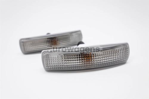 Side indicators set smoked Range Rover Freelander Discovery