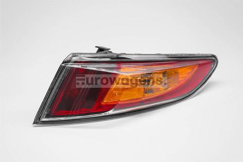 Rear light right orange Honda Civic 06-08