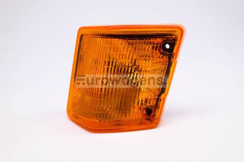 Front indicator left orange VW Transporter T3 T25 79-92