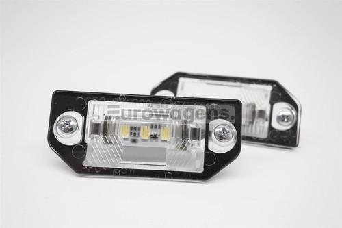 Number plate lights set LED VW Passat B5 96-00 Saloon