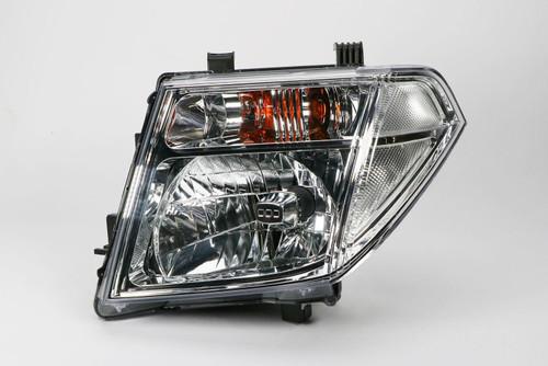 Headlight left Nissan Navara 05-08