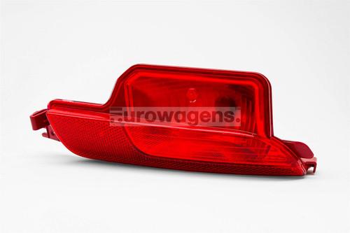 Genuine rear fog light right Fiat 500 15-18