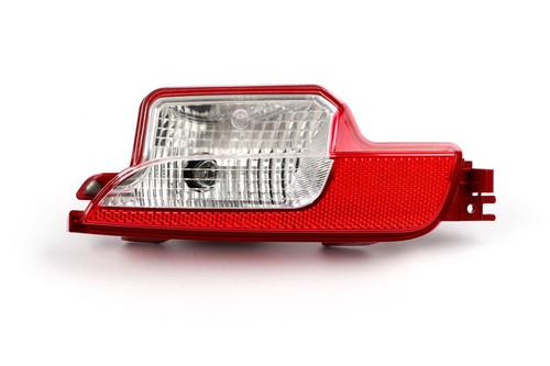 Genuine rear reverse light left Fiat 500 15-18