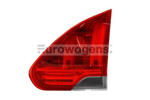 Rear light right inner Peugeot 2008 13-16