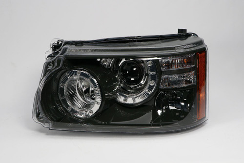 Headlight left bi-xenon adaptive LED DRL Range Rover Sport 09-13