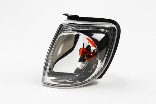 Front indicator left chrome rim Nissan Terrano 99-06