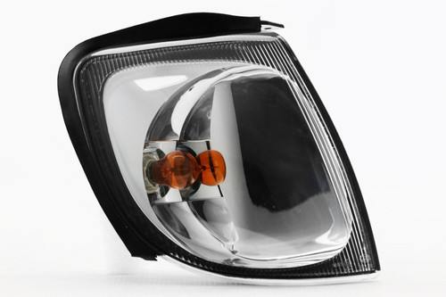 Front indicator right black rim Nissan Terrano 99-06