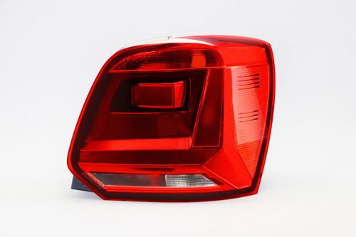 Rear light right VW Polo MK8 14-17 OEM