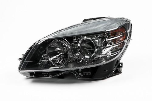 Headlight left Mercedes Benz CLC Class CL203 Sportcoupe 08-11