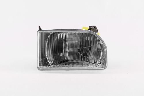 Headlight right Ford Escort MK4 86-90