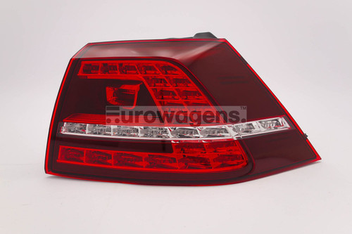 Rear light right LED VW Golf MK7 GTI GTD 12-16