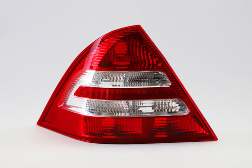 Rear light left Mercedes Benz C Class W203 03-06 Saloon