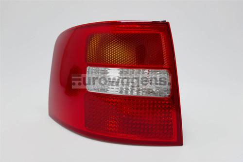 Rear light left Audi A6 C5 01-05 Estate