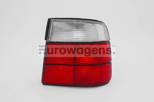 Rear light right clear red BMW 5 Series E34 87-95 Saloon