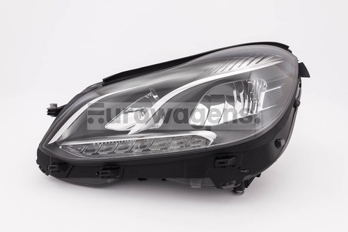Headlight left Mercedes Benz E Class W212 LED 13-16