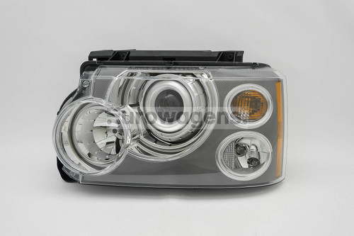 Headlight left bi-xenon AFS Range Rover 05-09