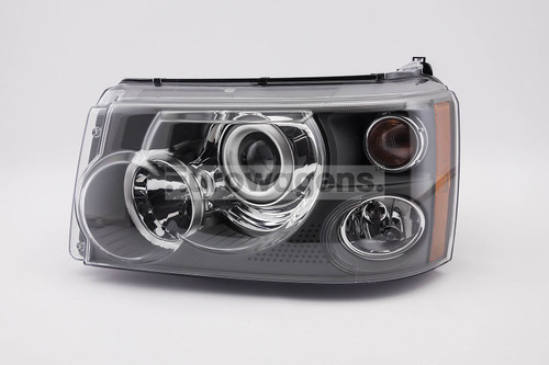 Headlight left bi-xenon Range Rover Sport 05-09