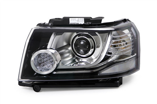Headlight left LED DRL with LED parking light Land Rover Freelander MK2 12-14