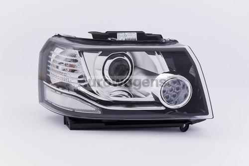 Headlight right LED DRL Land Rover Freelander MK2 12-14