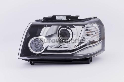 Headlight left LED DRL Land Rover Freelander MK2 12-14